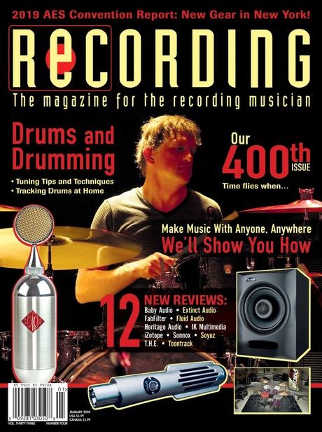 Recording January 2020