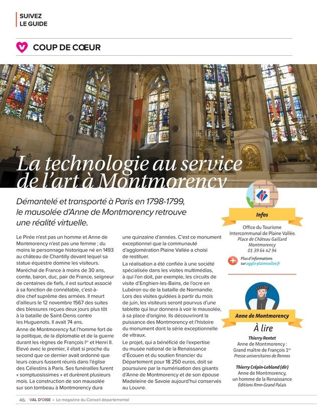 Val Doise Le Magazine Du Conseil Départemental N17
