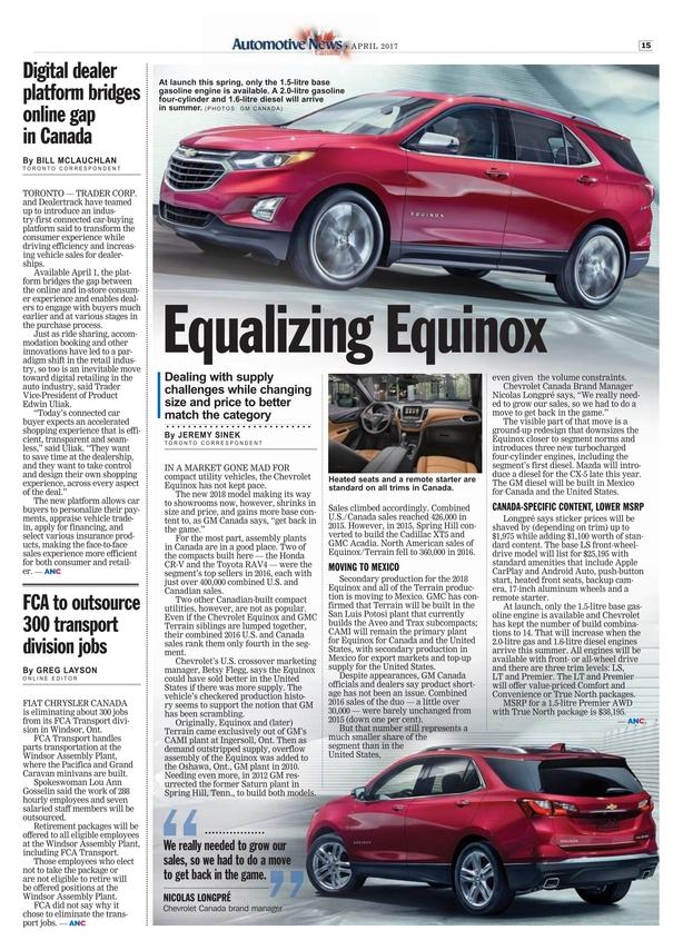 Automotive News Canada April 2017 V2