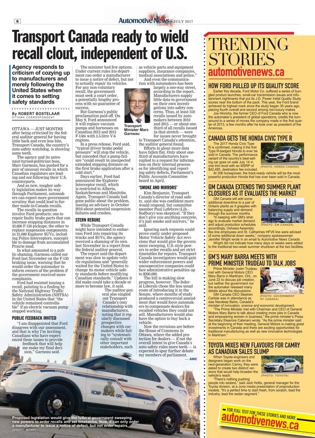 Automotive News Canada July 2017 V2