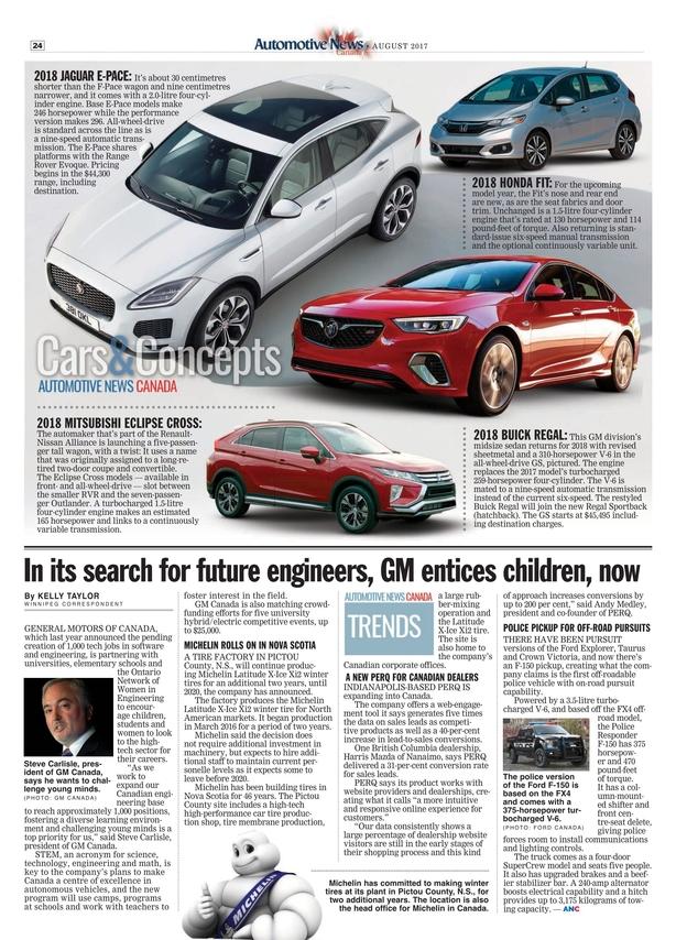 Automotive News Canada August 2017 V2