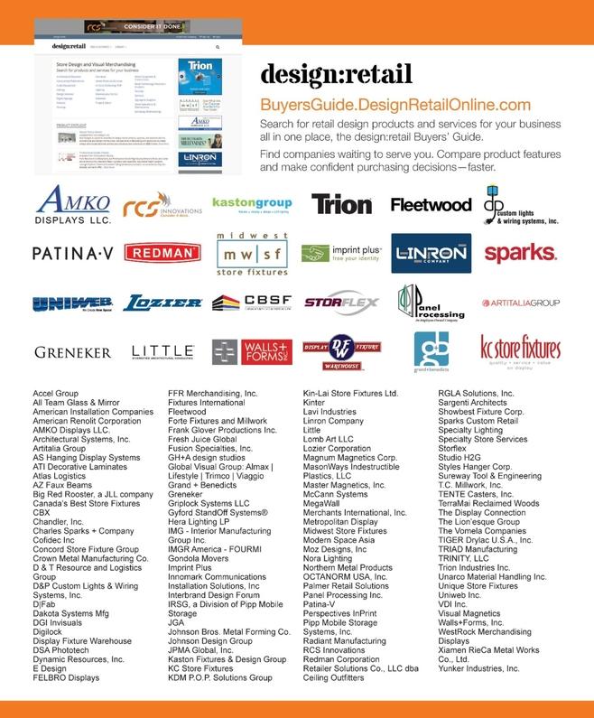 design:retail - March 2017