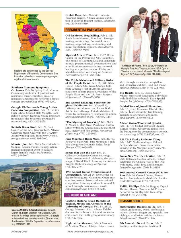 Georgia Magazine February 2018