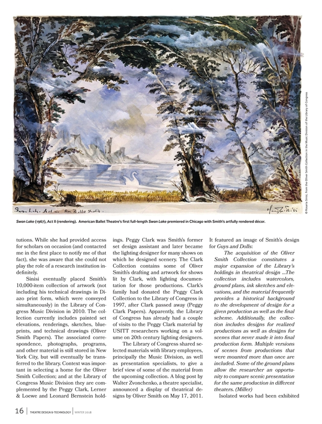 winter woodland home decor the collection.htm theatre design   technology winter 2018  theatre design   technology winter 2018