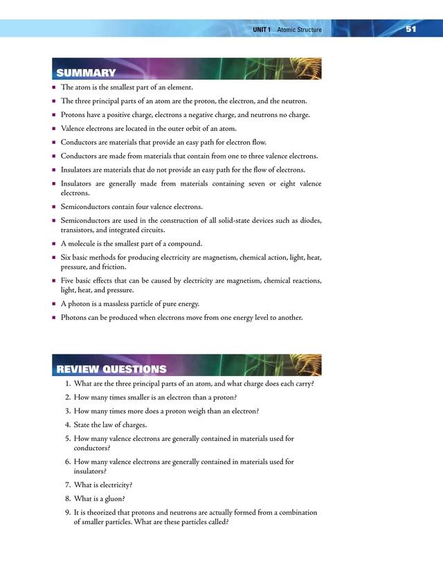 Delmars Standard Textbook of Electricity