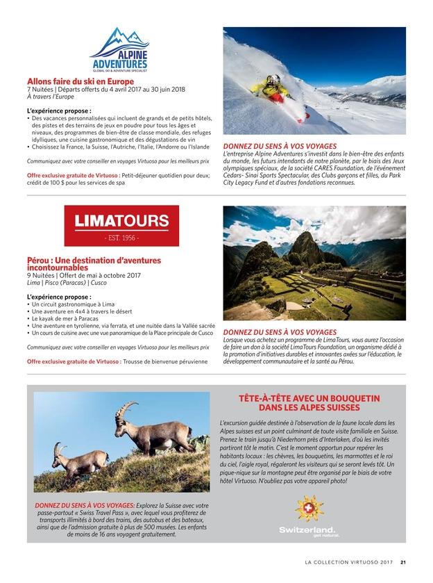 2017 Vast Catalog Canadian French